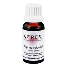 Produktbild CERES Thymus vulgaris Urtinktur