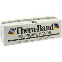 Produktbild Thera Band Übungsband 5,5m gelb dünn