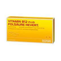 Produktbild Vitamin B12 Folsäure Hevert Ampulle -Paare