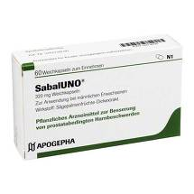 Produktbild Sabaluno 320 mg Weichkapseln