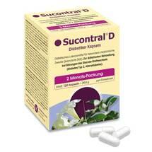 Produktbild Sucontral D Diabetiker Kapseln