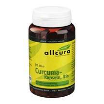 Produktbild Curcuma Kapseln Bio