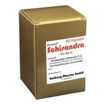 Produktbild Schisandra Kapseln
