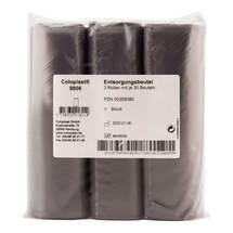 Produktbild Coloplast Entsorgungsbeutel blau 3 Rol.a.30St.9806