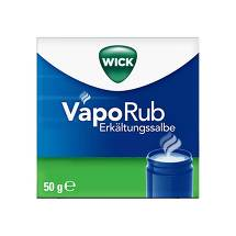 Produktbild WICK VapoRub Erkältungssalbe