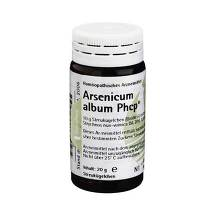Produktbild Arsenicum album Phcp Globuli