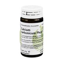 Calcium carbonicum Phcp Globuli