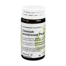 Produktbild Chininum arsenicosum Phcp Gl