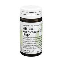 Stibium arsenicosum S Phcp Globuli