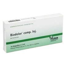 Biodolor comp. Injektion Ampullen