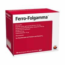 Produktbild Ferro Folgamma Weichkapseln