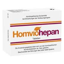 Produktbild Homviohepan Tabletten