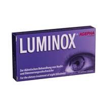 Produktbild Luminox Tabletten