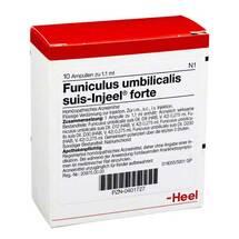 Produktbild Funiculus Umbilicalis suis Injeel forte Ampullen