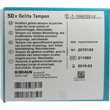 Gelita-Tampon 1x1x1cm