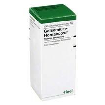 Produktbild Gelsemium Homaccord Tropfen