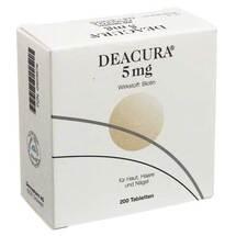 Produktbild Deacura 5 mg Tabletten