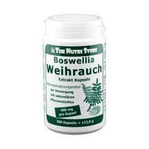 Produktbild Weihrauch 400 mg Kapseln