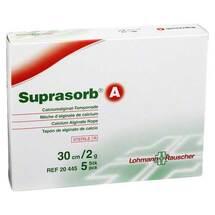 Produktbild Suprasorb A Calciumalginat Tampon.30cm / 2g