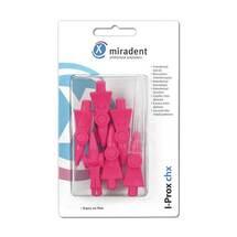 Produktbild Miradent Interdentalbürste I-Prox CHX xx-fin.pink