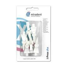 Produktbild Miradent Interdentalbürste I-Prox CHX fine weiß