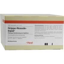 Produktbild Grippe Nosode Injeel Ampullen