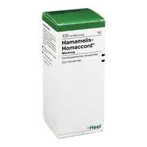 Produktbild Hamamelis Homaccord Tropfen