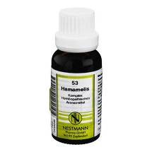 Produktbild Hamamelis Komplex Nestmann Nr. 53 Dilution