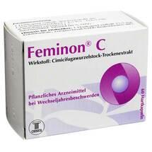 Produktbild Feminon C Hartkapseln