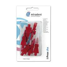 Produktbild Miradent Interdentalbürste I-Prox CHX large bord.