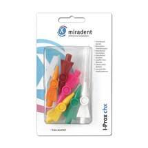 Produktbild Miradent Interdentalbürste I-Prox CHX sortiert