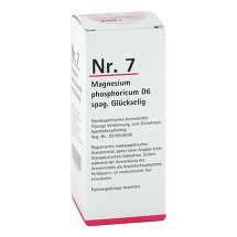 Produktbild NR.7 Magnesium phosphoricum D6 spag. Glückselig