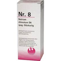 NR.8 Natrium chloratum D6 spag. Glückselig