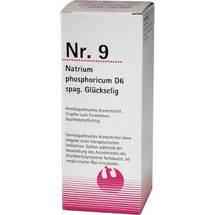Produktbild NR.9 Natrium phosphoricum D6 spag. Glückselig