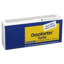 Produktbild Ossofortin forte Kautabletten