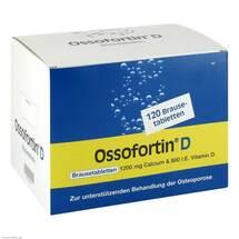 Produktbild Ossofortin D Brausetabletten