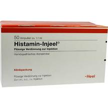 Produktbild Histamin Injeel Ampullen