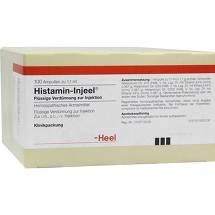 Histamin Injeel Ampullen