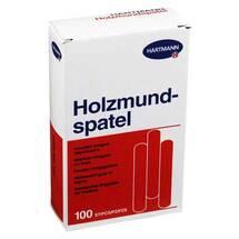 Produktbild Holzmundspatel Hartmann