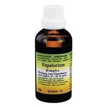 Eupatorium Erkältungs Complex Tropfen