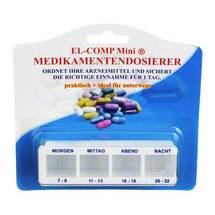 Medikamentendosierer EL Comp Mini a.Blisterkarte