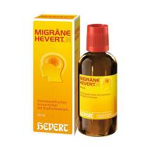 Produktbild Migräne Hevert N Tropfen
