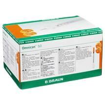 Produktbild Omnican 50 0,5ml Ins.Spr.mit K