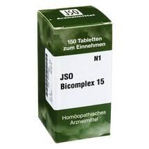 Produktbild JSO Bicomplex Heilmittel Nr. 15