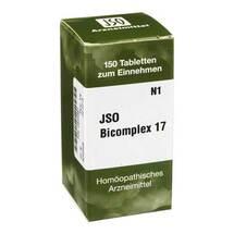 Produktbild JSO Bicomplex Heilmittel Nr. 17