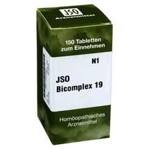 Produktbild JSO Bicomplex Heilmittel Nr. 19