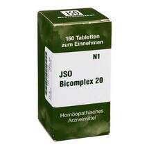 Produktbild JSO Bicomplex Heilmittel Nr. 20