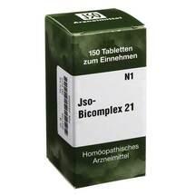 Produktbild JSO Bicomplex Heilmittel Nr. 21