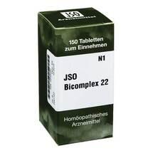 Produktbild JSO Bicomplex Heilmittel Nr. 22