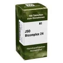 JSO Bicomplex Heilmittel Nr. 24 Erfahrungen teilen